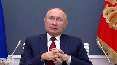 Tổng thống Nga kêu gọi hợp tác chung vì lợi ích toàn cầu