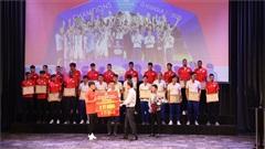 Giao lưu trực tiếp với nhà tân vô địch LS V-League 2020 – Những người tạo nên lịch sử mới (P1)