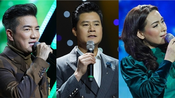 Đàm Vĩnh Hưng, Quang Dũng, Phi Nhung cùng dàn sao tham gia đêm nhạc 'Ánh sáng tình yêu'