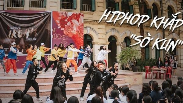 Hades đồng hành cùng giới trẻ trong chương trình High School Best Dance Crew 2021