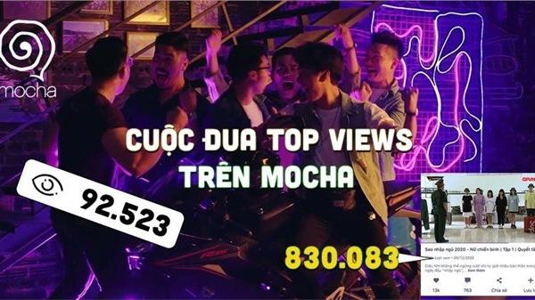 Công bố thể lệ chương trình 'Top view' trên Mocha