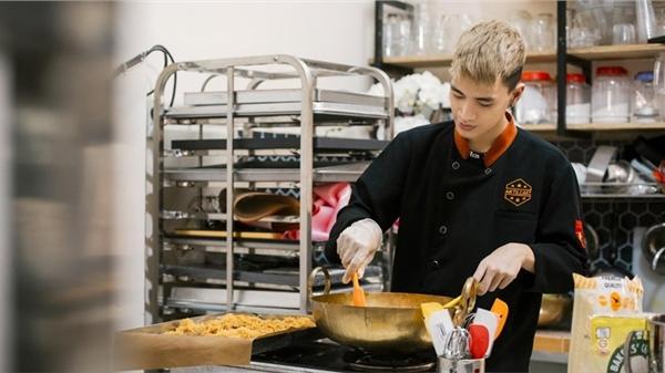 An Tú - thầy dạy làm bánh cực hot hé lộ kỉ niệm đặc biệt trong nghề