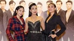 Võ Hoàng Yến, Nam Em giản dị tới chúc mừng Hà Kiều Anh ra mắt phim