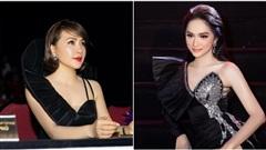 Hoa hậu Hương Giang 'đốt mắt' fan bằng thiết kế của Tuyết Lê
