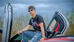 Châu Gia Kiệt mặc hàng hiệu, đi siêu xe 5 tỷ đồng trong MV mới