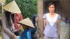 Thủy Tiên xác minh người dân có tên trong danh sách nhưng không có phiếu nhận tiền cứu trợ ở Quảng Bình