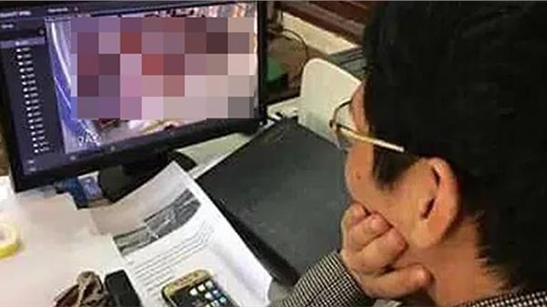 Học trò hí hửng khi thấy thầy giáo chỉ chăm chăm nhìn máy tính suốt giờ thi, biết sự thật đằng sau mới tá hỏa