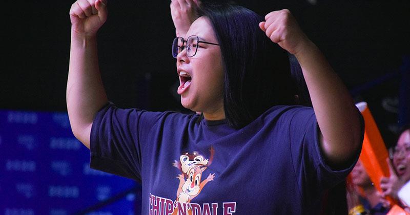 Fans Danang Dragons nín thở rồi vỡ òa trong khoảnh khắc 'phần thắng đã nằm trong tay'