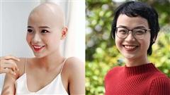 Nữ sinh Ngoại thương mắc ung thư vú chính thức xuất viện: 'Tốt nghiệp bệnh viện K, tôi vẫn chưa thể tin được'