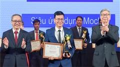Siêu ứng dụng Mocha đạt Giải thưởng Chuyển đổi số Việt Nam 2020