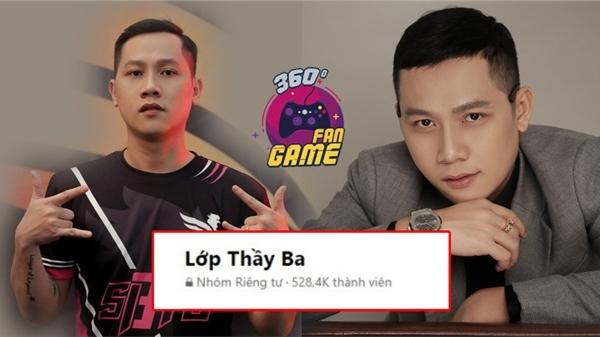 Lớp Thầy Ba: Group fan nhiều 'thánh troll' nhất làng game Việt