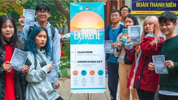 Chuỗi sự kiện Talkshow & Orientation Day: Extreme - Sự hòa hợp của Kinh tế và eSports