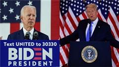 Truyền thông đồng loạt đưa tin Joe Biden đắc cử tổng thống Mỹ, Trump tuyên bố còn lâu mới kết thúc