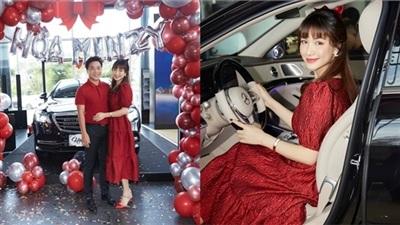 Hòa Minzy tậu 'con Mẹc' gần 5 tỷ đồng, khẳng định tiền mua xe là do cô tự bỏ ra