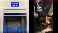 Thang máy chung cư rơi từ tầng 5, hàng chục người bị thương và hoảng loạn