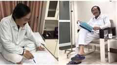Nghệ sĩ Giang Còi xác nhận 'ung thư họng', đã di căn