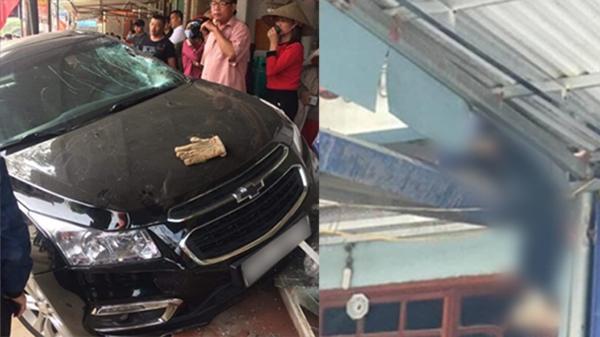 Gia cảnh khốn khó của nạn nhân bị tông văng lên mái nhà ở Thái Nguyên: Hộ cận nghèo, con nhỏ mới chỉ vài tháng tuổi