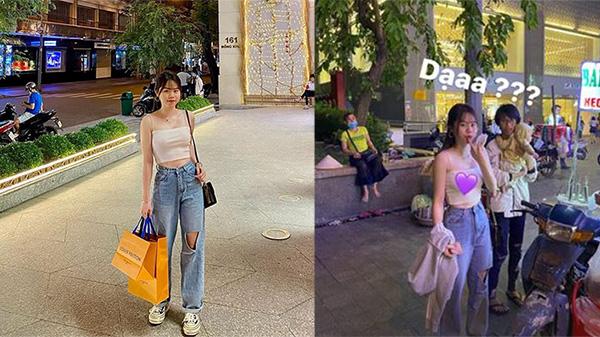 Huỳnh Anh đăng ảnh dáng nuột đi shopping hàng hiệu, dân mạng lập tức 'cà khịa': 'Chị đã báo cảnh sát chưa?'