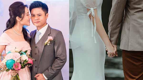 Primmy Trương 'nhá hàng' ảnh cưới với thiếu gia Phan Thành, khoe ảnh bụng phẳng lỳ giữa nghi vấn mang thai