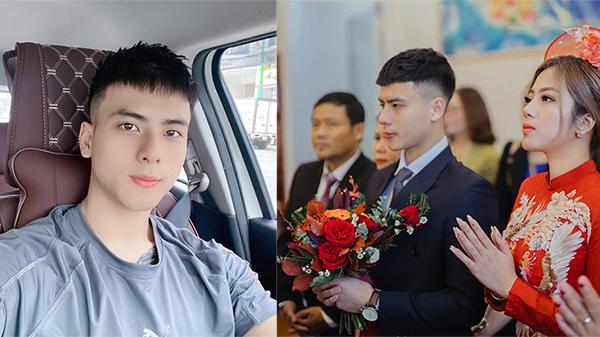 Bị dân mạng nói 'không phải trai thẳng', chú rể đẹp trai như tài tử phản ứng gay gắt: 'Là gay đã không lấy vợ'