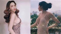 Body nóng bỏng 'nghẹt thở' của Minh Anh - 'người vợ' trong chuyện tình hoán đổi giới tính từng gây sốt