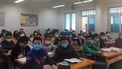 Từ ngày mai (29/1), HV-SV toàn tỉnh Hải Dương nghỉ học để phòng chống dịch Covid-19