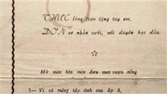 Thực đơn đám cưới năm 1960 gây sốt với menu 'đẳng cấp tài phiệt', ấn tượng nhất là phần giới thiệu bằng thơ cực 'ngọt tai'
