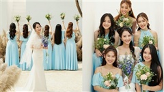 Trước thềm 'siêu đám cưới', cô dâu Primmy Trương 'nhá hàng' loạt ảnh lộng lẫy cùng dàn phù dâu xinh xuất sắc