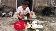 Làm clip trộm tiền heo đất, Hưng Vlog bị dân mạng chỉ trích vì 'dạy trẻ con ăn cắp'