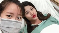 Đông Nhi chính thức hạ sinh con gái đầu lòng, em bé nặng 3.06kg
