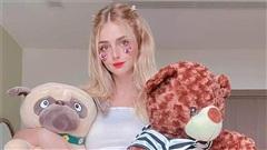 Anna Matviichuk tiếp tục đáp trả gắt khi netizen nhắn 'đừng giật chồng người khác'