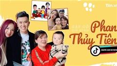 Gia đình Phan Thuỷ Tiên diễn lại hot trend trên TikTok