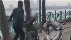 Hồ Tây (Hà Nội): Chồng đi đánh ghen, bị nhân tình của vợ đấm túi bụi