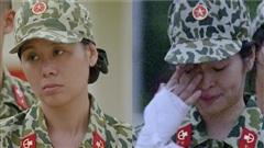 'Sao nhập ngũ 2020': Chấn thương khiến Nam Thư buồn thảm, Khánh Vân rơi nước mắt thấy mình 'vô dụng'