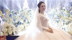 Ca sĩ Tân Nhàn thông báo kết hôn lần 2, hé lộ lý do không công khai ảnh chính diện ông xã