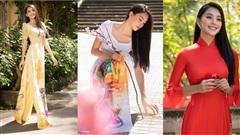 Hoa hậu Tiểu Vy tiết lộ xu hướng áo dài Tết trẻ trung năng động dự định sẽ trở thành 'hot trend' năm nay