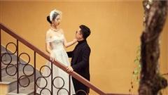 Ngắm trọn bộ ảnh cưới 'tình bể bình' của Á hậu Thuý An: Cô dâu xinh mọi góc, chú rể phong độ miễn bàn