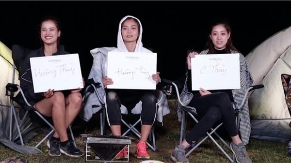 Hoa hậu Khánh Vân, Mâu Thủy, Hương Ly cùng chọn Hoàng Thùy là người 'giả trân' nhất 'Vietnam Why Not'