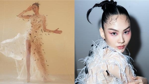 Đụng váy mới toanh của Tăng Thanh Hà, top 5 HHVN Mai Phương đẹp như nàng thơ khiến ai cũng trầm trồ