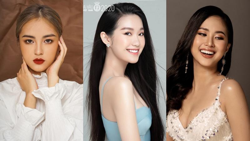 So kè thành tích học tập của loạt thí sinh Hoa hậu Việt Nam 2020