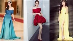 10 bộ cánh thảm đỏ đẹp nhất của mỹ nhân Việt trong đầu năm 2021