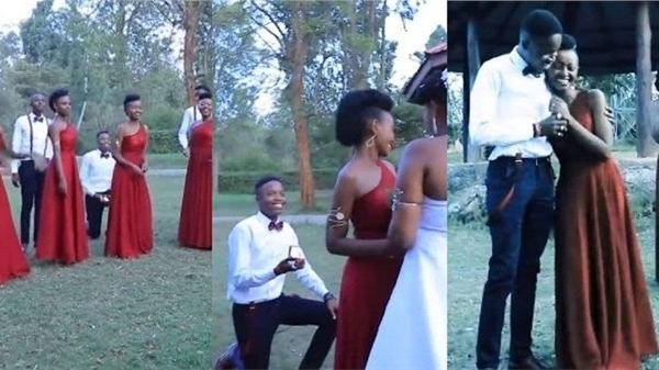 Clip: Giúp anh bạn phù rể cầu hôn phù dâu trong đám cưới của mình, cô dâu được cư dân mạng khen ngợi hết lời