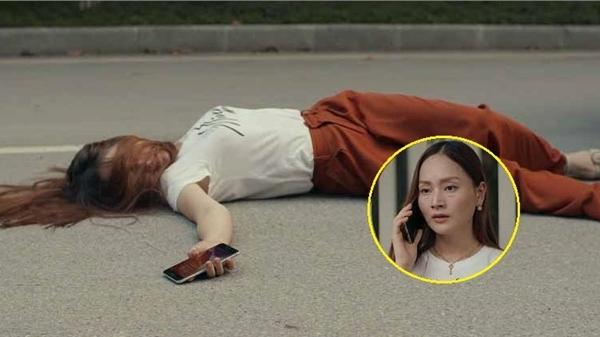 'Hồ sơ cá sấu'trailer tập 9: Nắm giữ thông tin quan trọng, Lan Phương chưa kịp tiết lộ đã bị tai nạn xe hơi