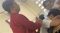Bắt quả tang học sinh ngủ gật, thầy giáo 'trường nhà người ta' có cách xử lý khiến tất cả cười bò!