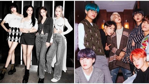 Netizen truyền tay nhau video Tổng thống Hàn Quốc khen ngợi BTS, BlackPink với thành tích vượt trội trong năm 2020