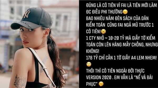 Hồng Quế: Từ đấu đá căng đét đến cà khịa sương sương, không kiêng nể một ai trong showbiz