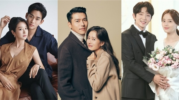 Những cặp đôi gây sốt màn ảnh Hàn, Hyun Bin và Son Ye Jin 'mở bát' phim giả tình thật quá mỹ mãn cho năm mới