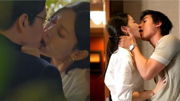 Ông xã Kim So Yeon bỏ xem 'Penthouse' vì cảnh hôn của vợ nhưng anh nhà cũng đâu kém cạnh
