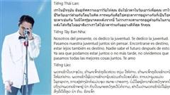 'Văn mẫu thương em' của Sơn Tùng M-TP được cộng đồng mạng dịch ra 7749 phiên bản ngôn ngữ