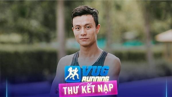 'Hotboy văn võ song toàn' của điền kinh Việt Nam gia nhập biệt đội VUG Running 2020